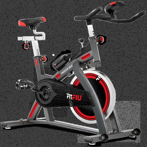 Bicicleta de spinning indoor Fitfiu BESP-300