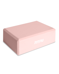 Bloque yoga BLOCK-800 ROSA