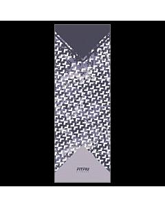 Esterilla yoga antideslizante MAT-G50 LILA